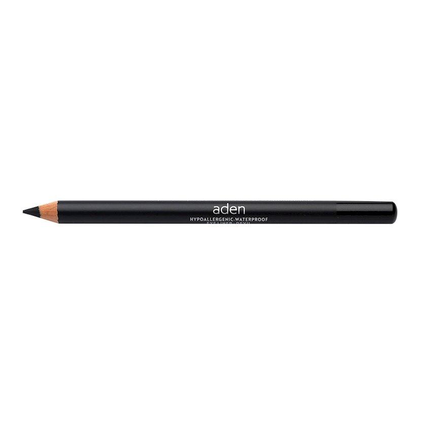 Göz üçün qələm Aden Eyeliner Pencil Devil Black, 1.14 q