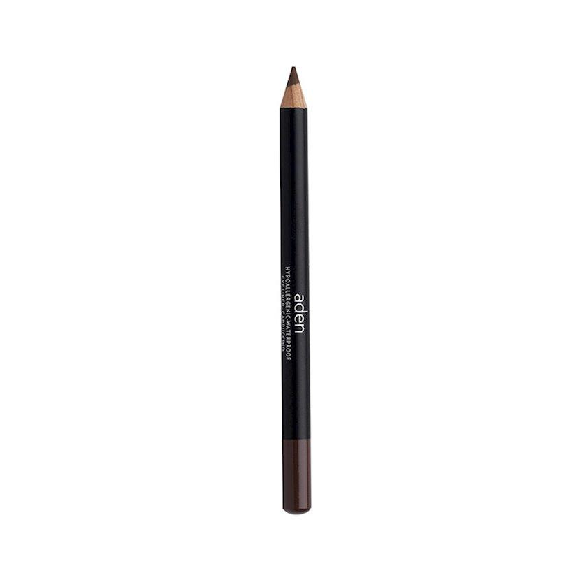 Göz üçün qələm Aden Eyeliner Pencil 020 Coco Bark, 1.14 q