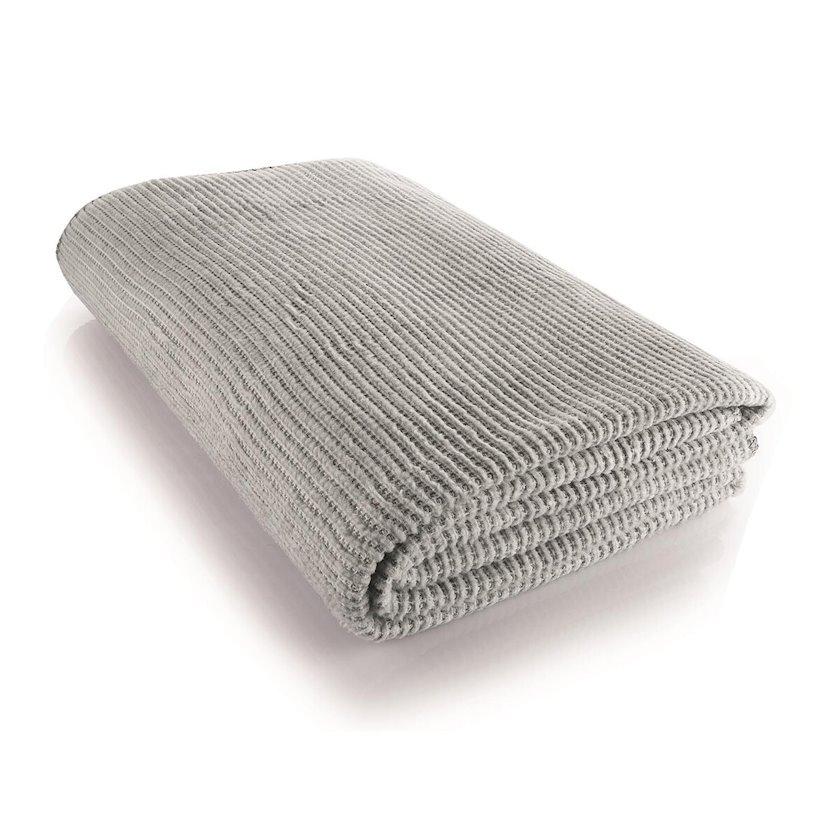 Adyal Schafer Lady Blanket,200x220,50% pambıq/30% akril/12% poliester,boz