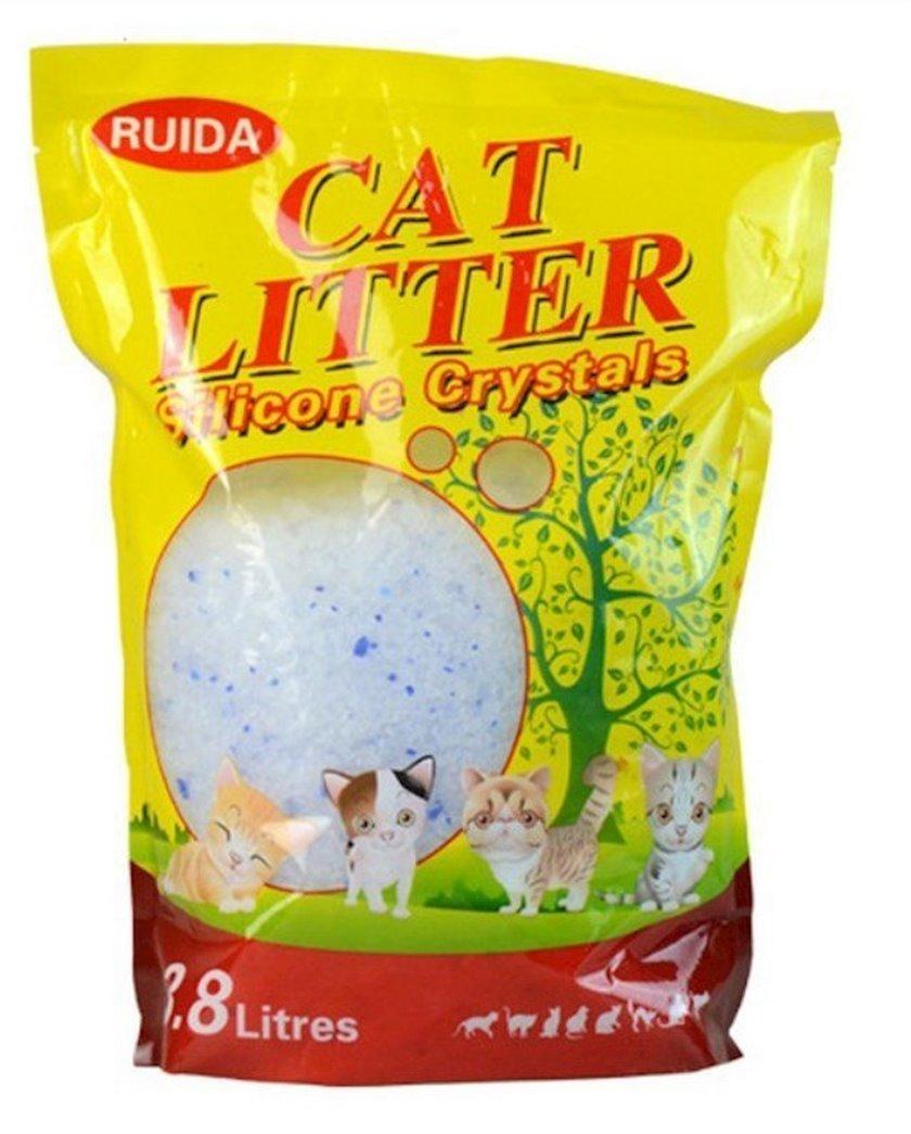 Hopdurucu doldurucu Ruida Cat Litter Silicone Crystals 3.8 l