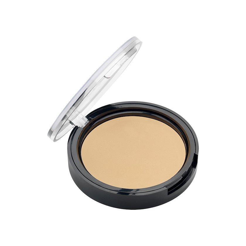 Kompakt kirşan Aden Silky Matt Compact Powder 04 (Fudge), 15 q