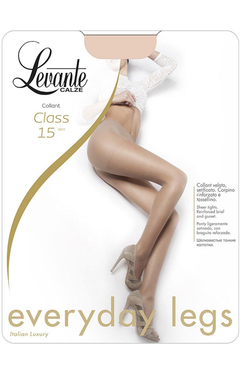 Kolqotkalar Levante Class, 15den, ölçü 5(XL), Naturel, bədən rəngi