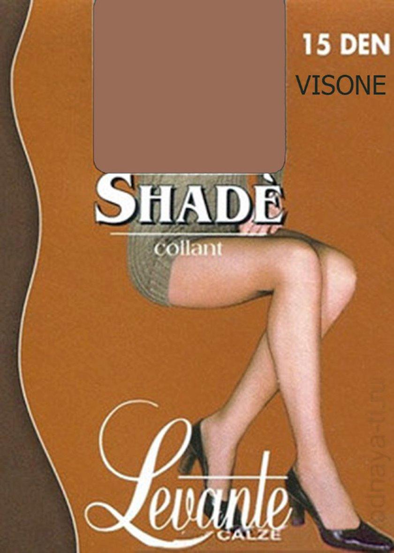 Kolqotkalar Levante Shade, 15den, ölçü 2(S), Visone, qaralama rəngi
