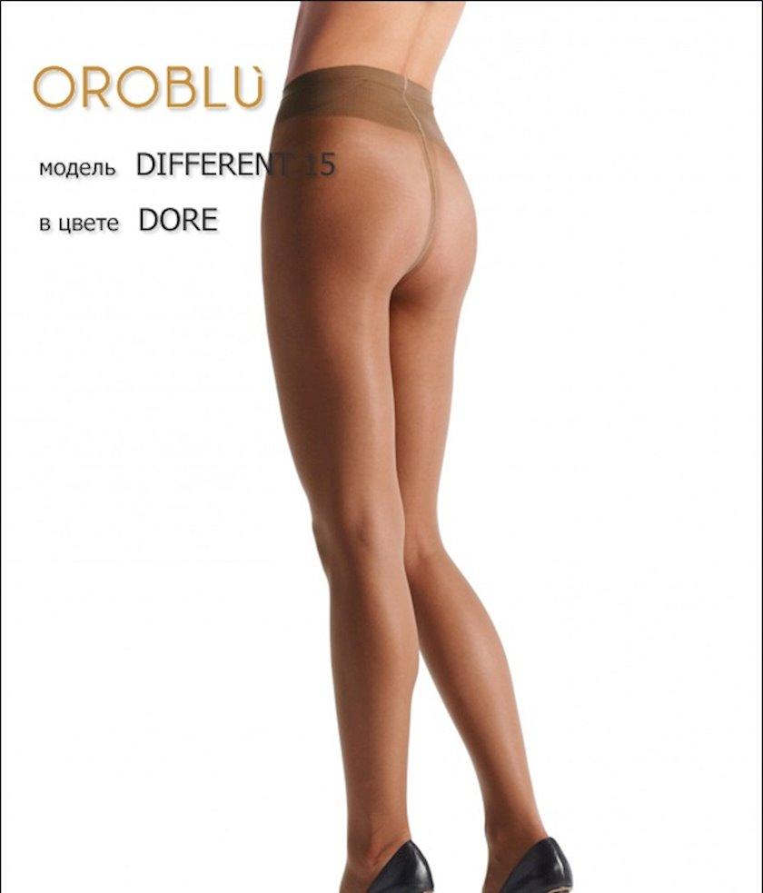 Kolqotqa Oroblu Different, 15den, ölçü 4(L), Dore, dolğun qaralma