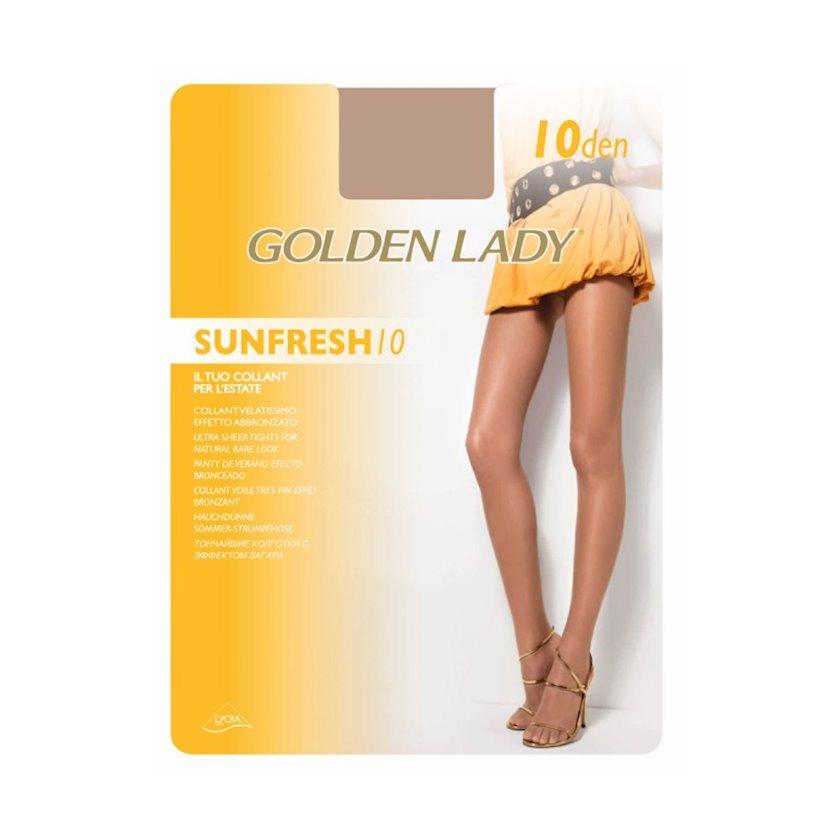 Kolqotqa Golden Lady Sunfresh, 10den, ölçü 4(L), Gobi, yüngül qaralma