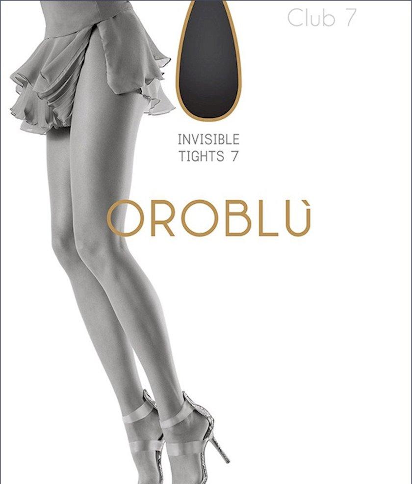 Kolqotqa Oroblu Club, 7den, ölçü 4(L), Nero, qara
