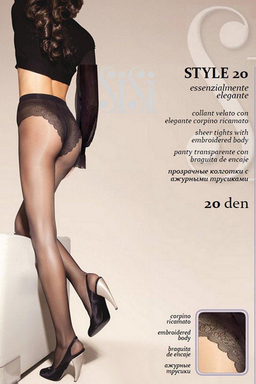 Kolqotqa Sisi Style, 20den, ölçü 4, Miele, bədən rəngi