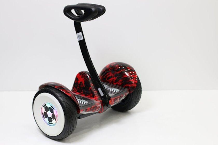 Segway Ninebot mini 10.5 düyüm,qırmızı alovlu