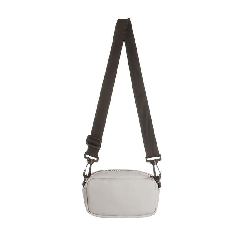Qadın çantası Miniso Crossbody Bag 178732 Grey, boz