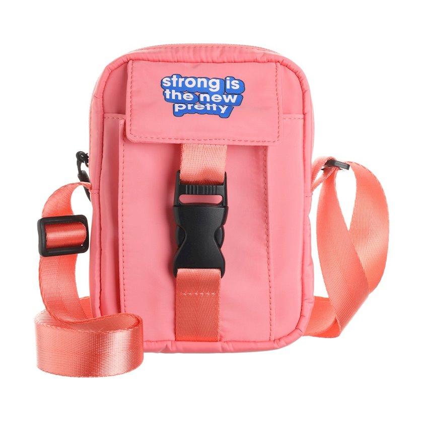 Qadın çantası Miniso Crossbody Bag 177746 Red, qırmızı