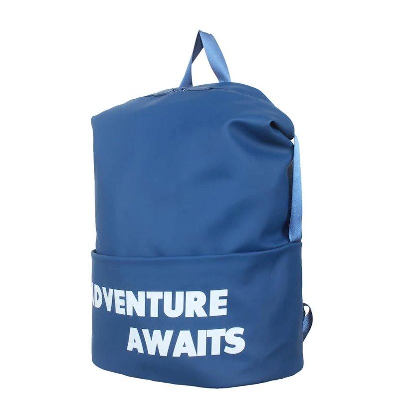 Bel çantası Miniso Backpack 177928 Blue, göy