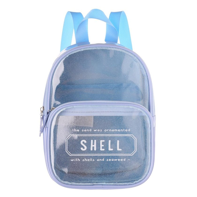 Bel çantası Miniso Backpack 178656 Blue, göy