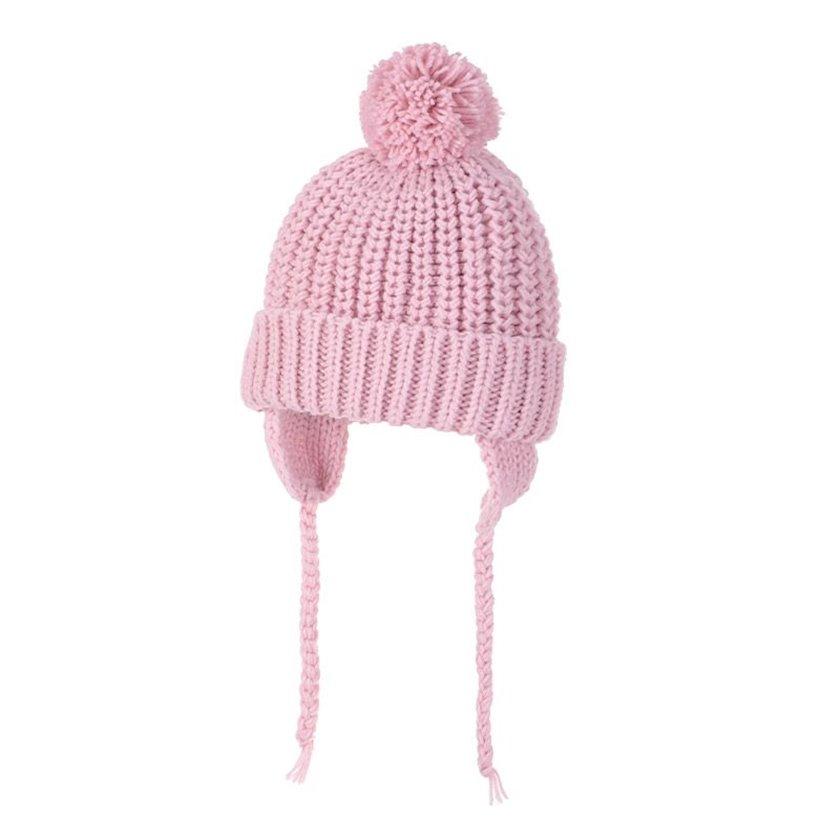 Qadın papağı Miniso Knit hat 165505, çəhrayı