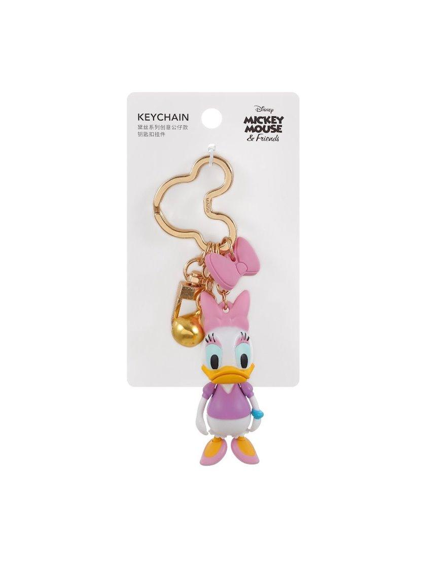 Brelok Miniso Donald Duck Collection, Daisy, Дейзи, ağ, çəhrayı
