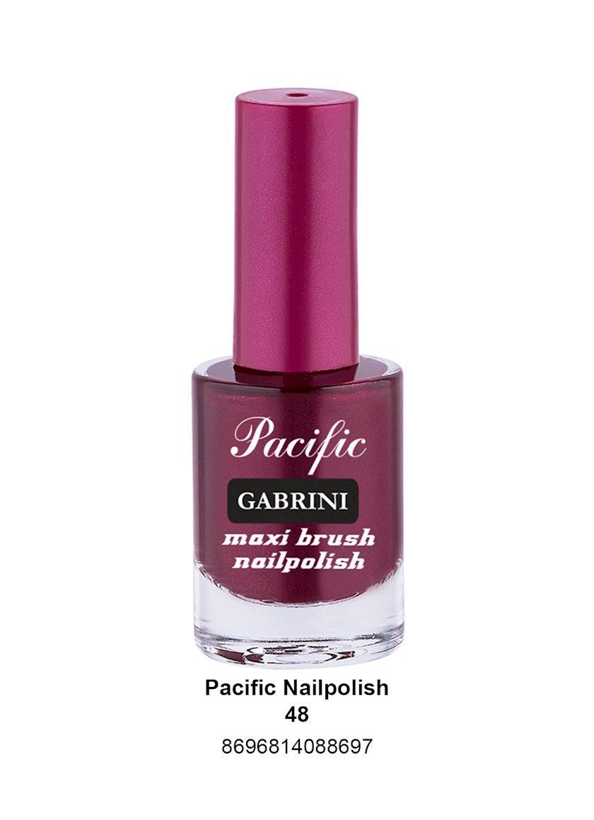 Dırnaq üçün lak Gabrini Pacific Nail Polish №48 13ml