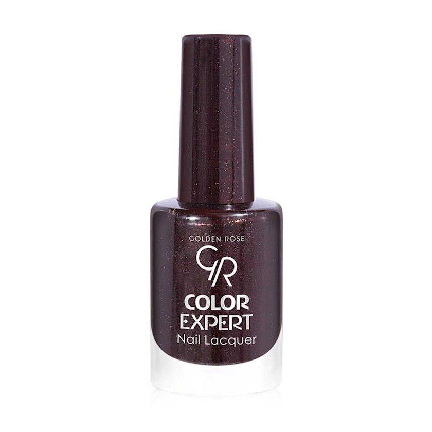 Dırnaq üçün lak Golden Rose Color Expert №32
