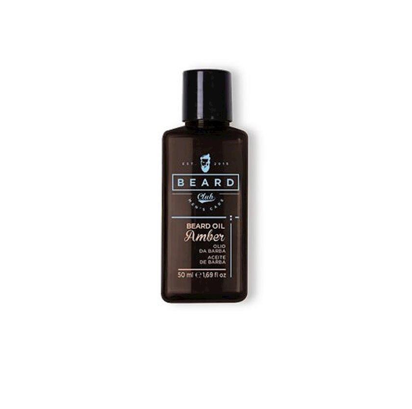 Saqqal üçün yağ Beard Club Beard Oil Amber,50 ml