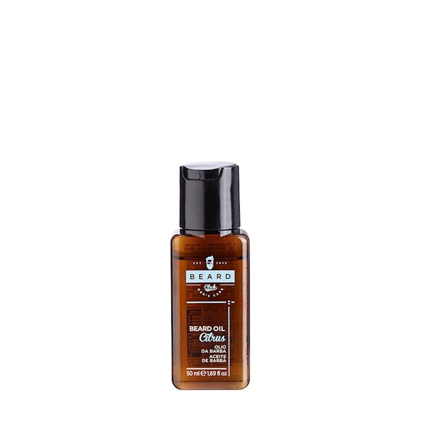Saqqal üçün yağ Beard Club Beard Oil Citrus,50 ml
