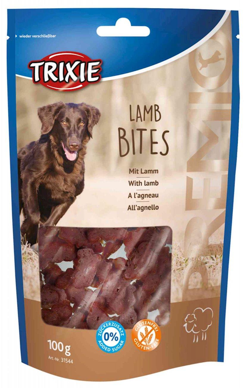 Məzə Trixie Premio Lamb Bites qoyun tikələri 100 q