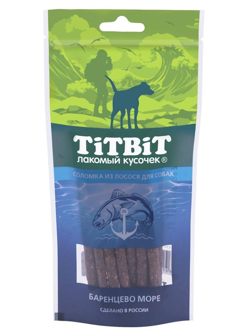 Çubuq Titbit qızılbalıq ilə 75 q
