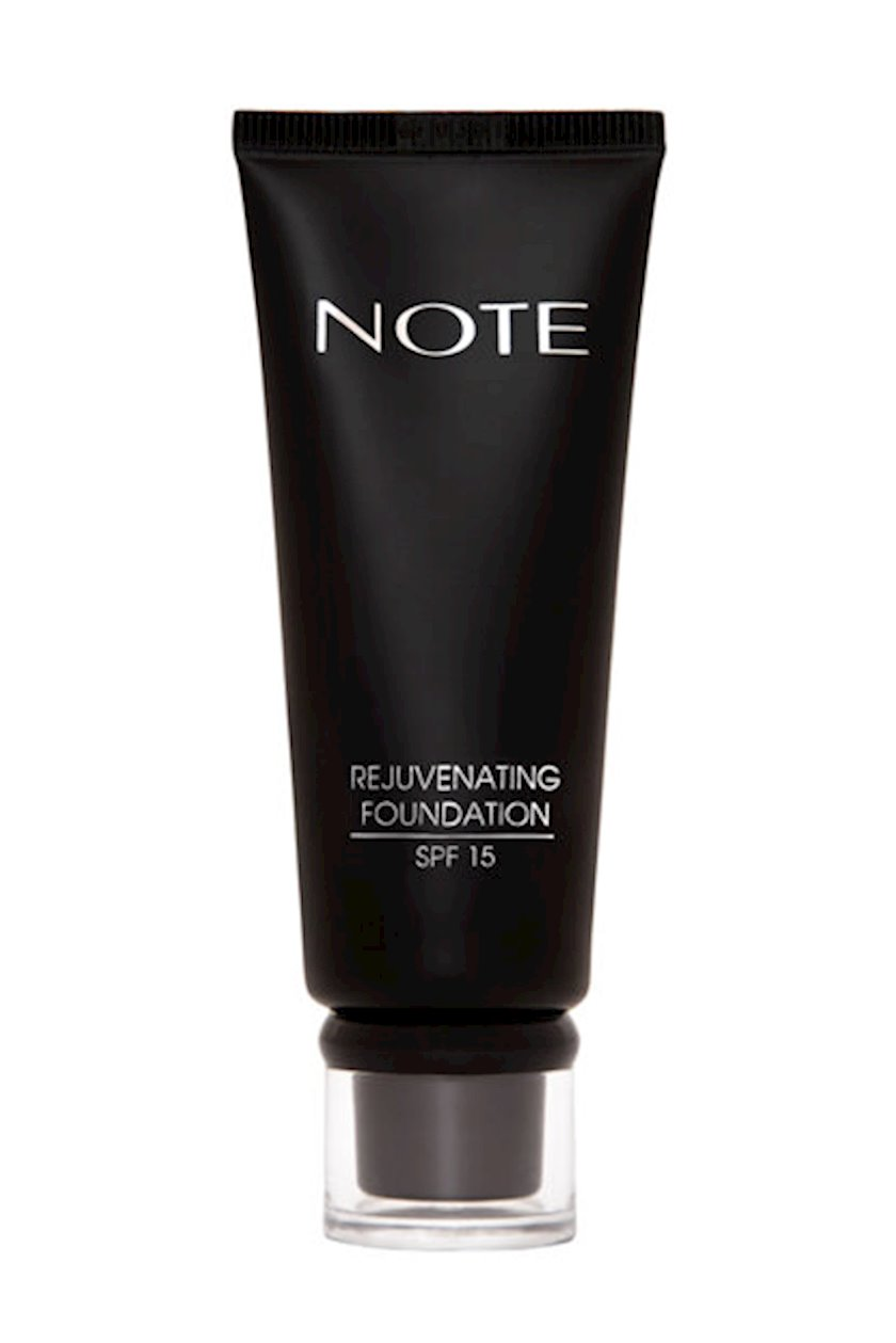 Tonal krem Note Rejuvenating Foundation SPF15 04 Sand Cavanlaşdırıcı, 35 ml