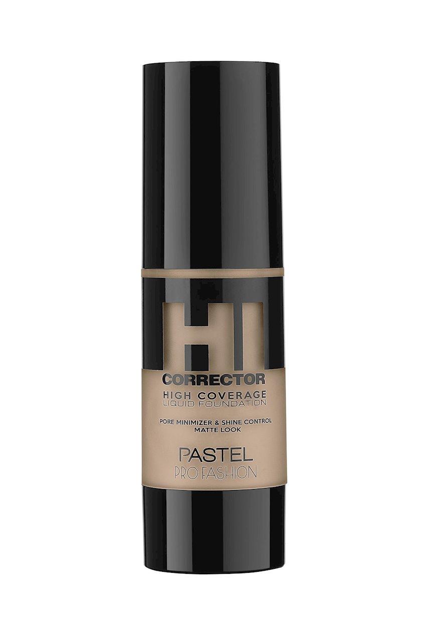 Tonal krem Pastel Intensive Concealer Matte Liquid Foundation 404 Matlaşdırma, 30 ml