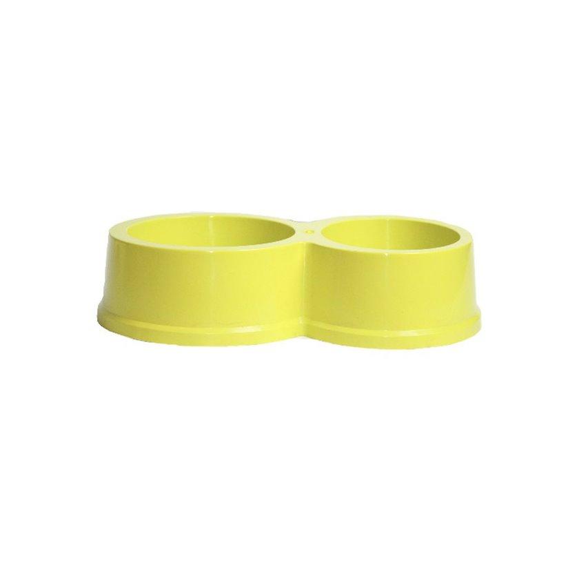 İkili kasa Zoomir itlər üçün Sarı