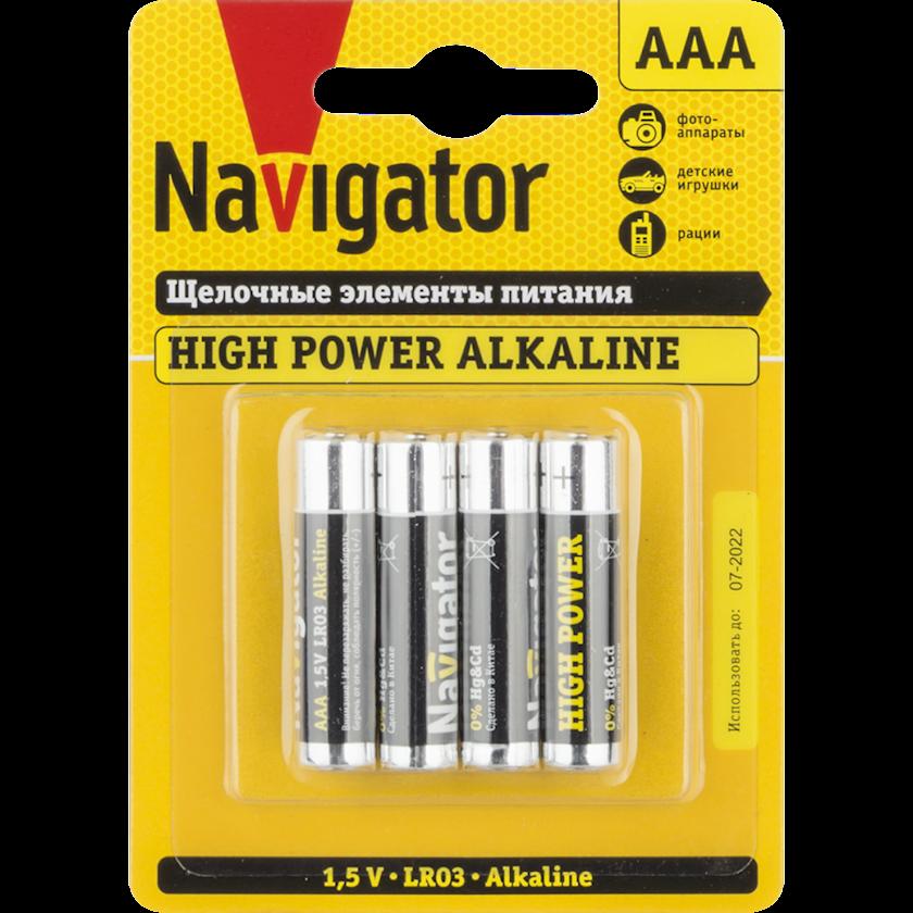 Batareya Navigator 94 751 NBT-NE-LR03-BP4