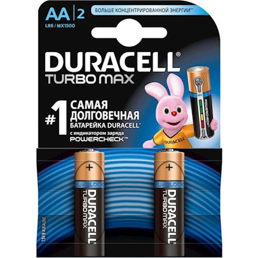 Batareya Duracell LR06 MN1500 Turbo