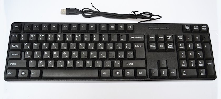 Klaviatura HP H-880 Qara