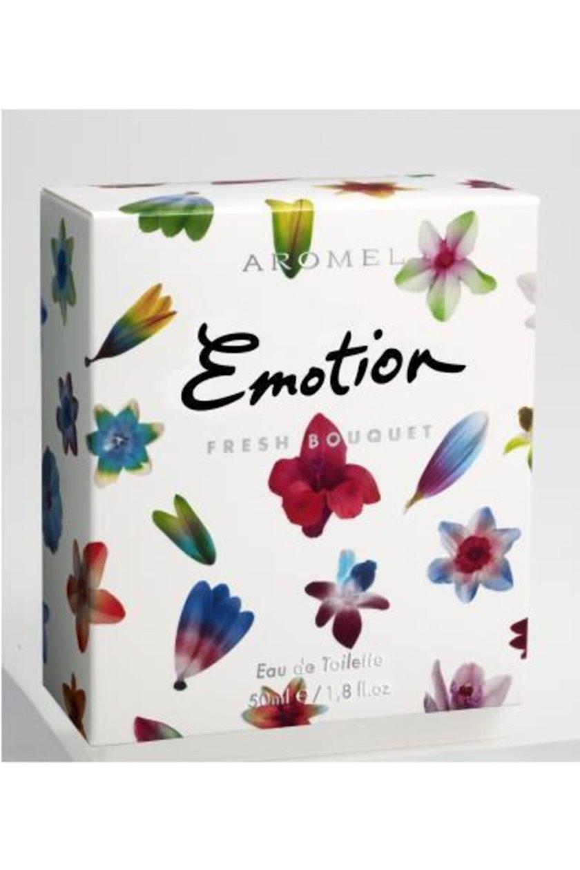 Qadınlar üçün ətir suyu Emotion Fresh Bouquet Edt 50 ml