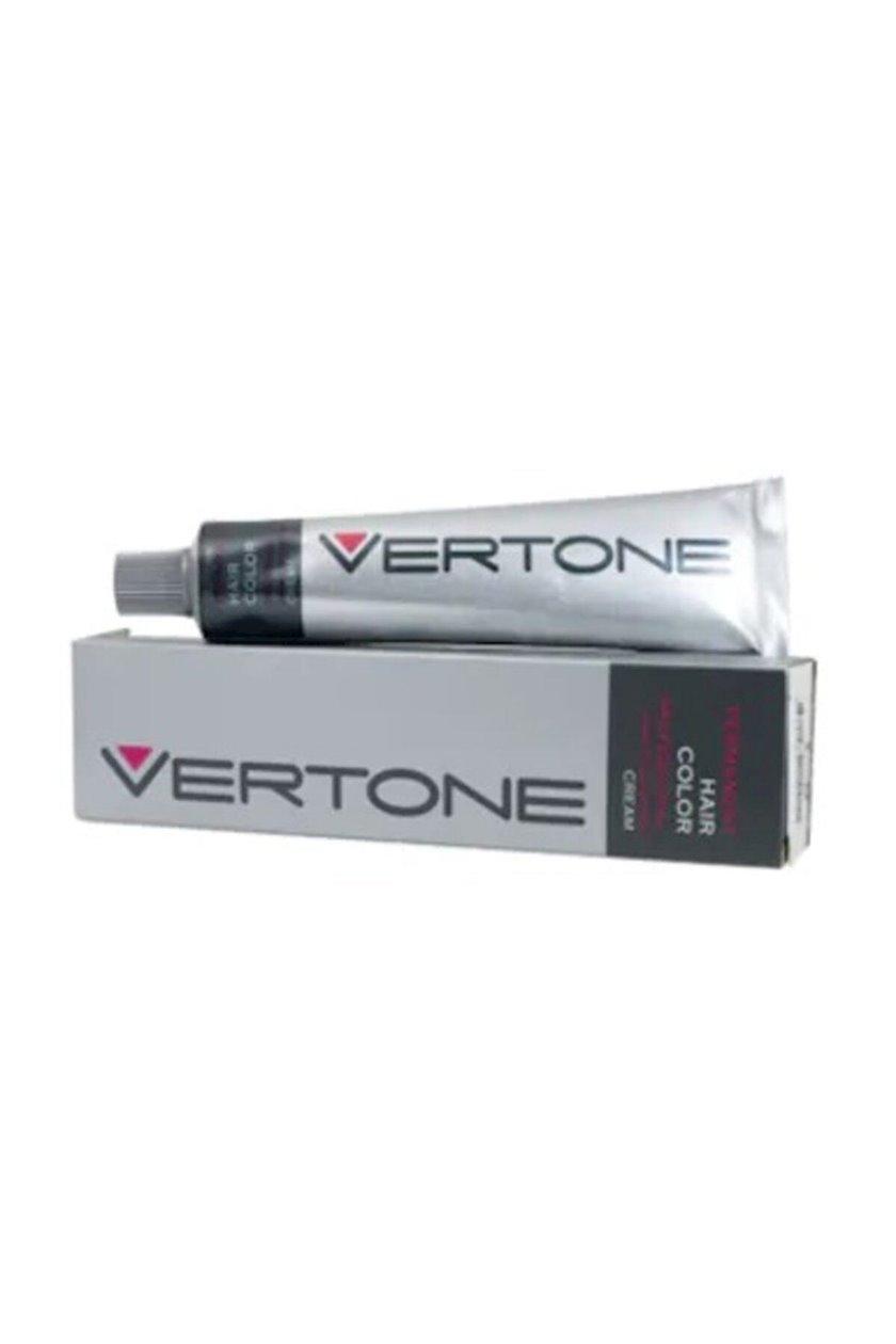Saç boyası Vertone Professional Yağ Özlü Saç Boyası 60 ml 6.35 Şabalıdı çalarlar