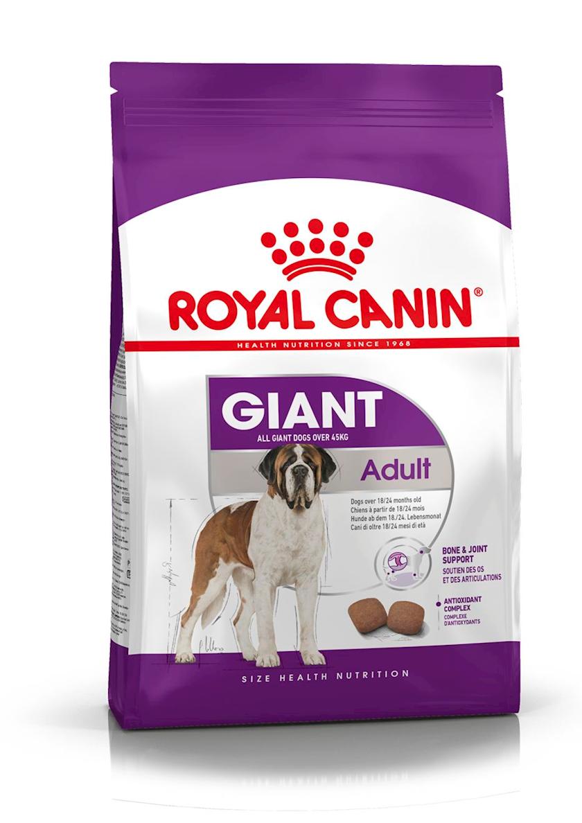 Quru yem Royal Canin Giant Adult iri cinsli itlər üçün 15 kq