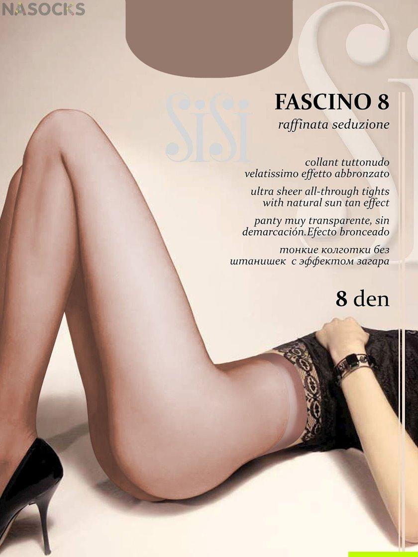 Kolqotqa Sisi Fascino, 8den, 5(XL), The, qaralma rəngi