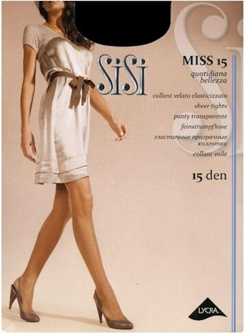 Qadınlar üçün kolqotqa Sisi SISI Miss,15den 3(M), Nero, Qara
