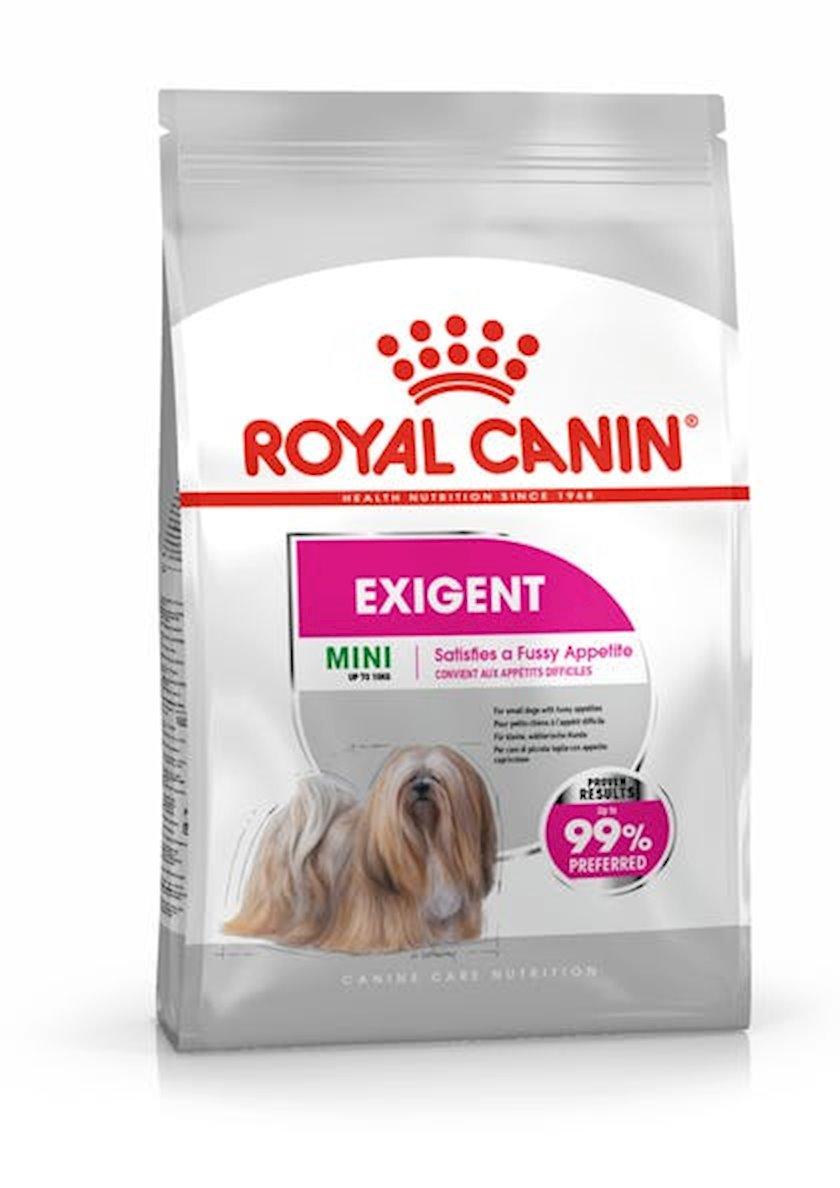 Quru yem Royal Canin Mini Exigent kiçik cinslər üçün 3 kq