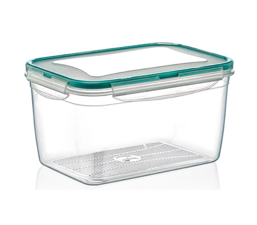Saxlama qabı Irak Plastik LC-230 Fresh Box 2.4 l