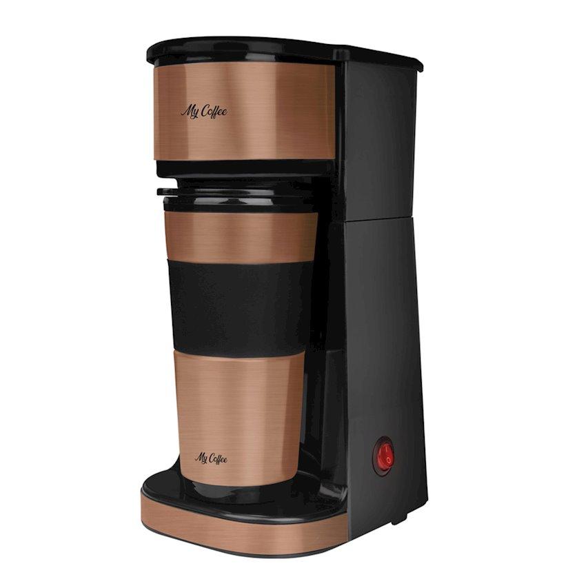Qəhvədəmləyən Goldmaster My Coffee Mc102 Relax Gold