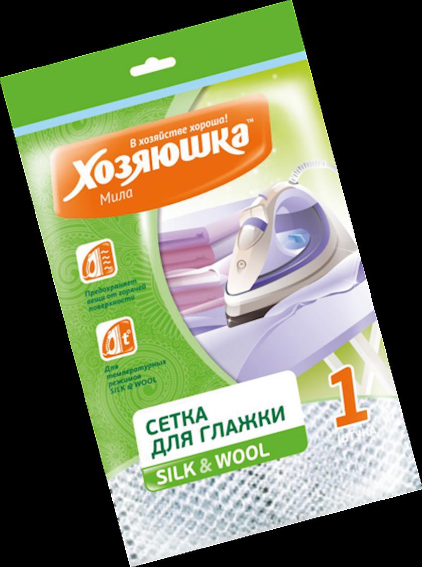 Ütüləmək üçün torba Хозяюшка Мила 47002