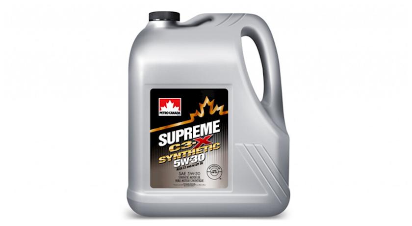 Motor yağı Petro-Canada Supreme C3-X SYN 5W-30, 4 l