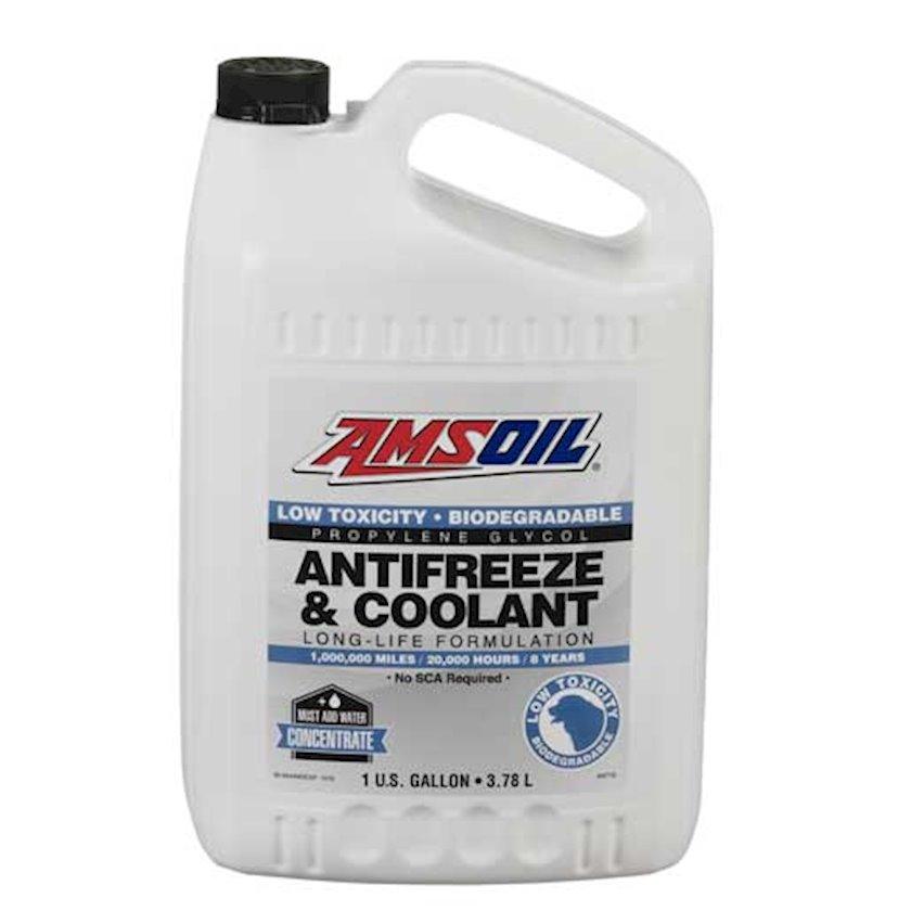 Aşağızəhərləyici antifriz və mühərrik üçün soyuducu maye Amsoil Antifreeze and Engine Coolant, 3.78l