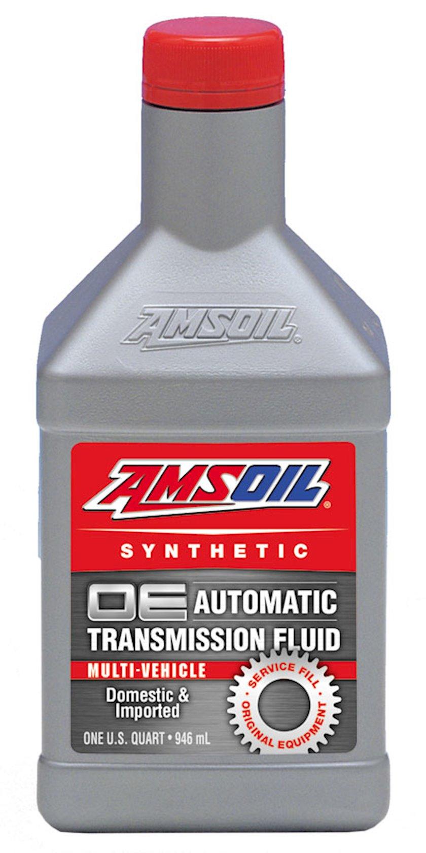 Transmissiya yağı OE Multi-Vehicle Synthetic ATF OTFTP 0.946l