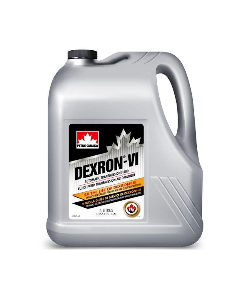 Transmissiya yağı Petro-Canada ATF Dexron VI 4L