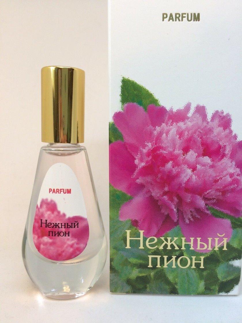 Qadınlar üçün ətir Dilis Parfum Нежный пион 9.5 ml