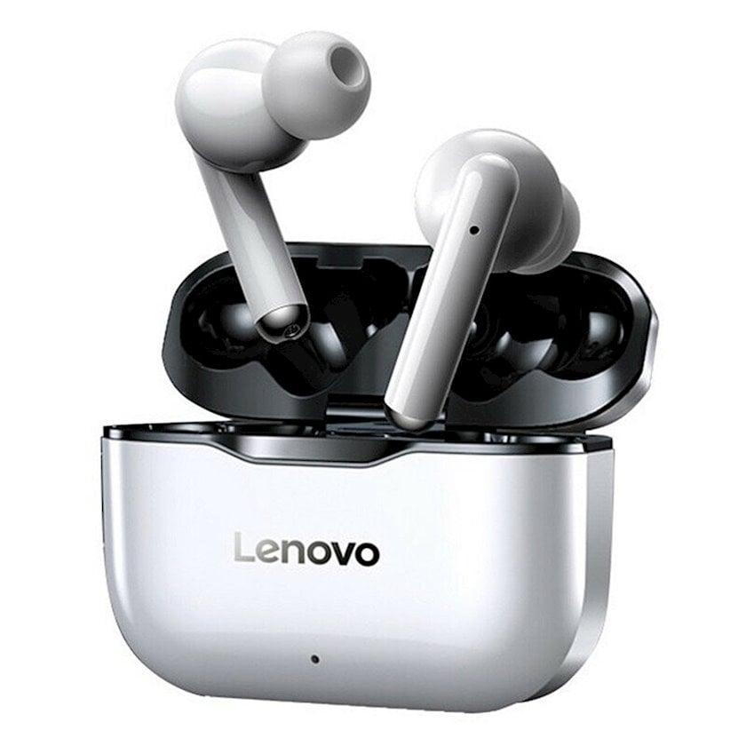 Simsiz qulaqlıqlar Lenovo LivePods LP1 White