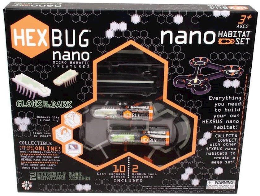Oyun dəsti Hexbug Nano Glows In The Dark Habitat