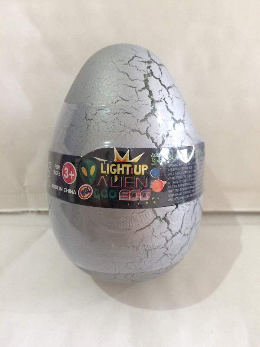 Yanıb-sönən yumurta Grossman Limited Slime Dino Poop
