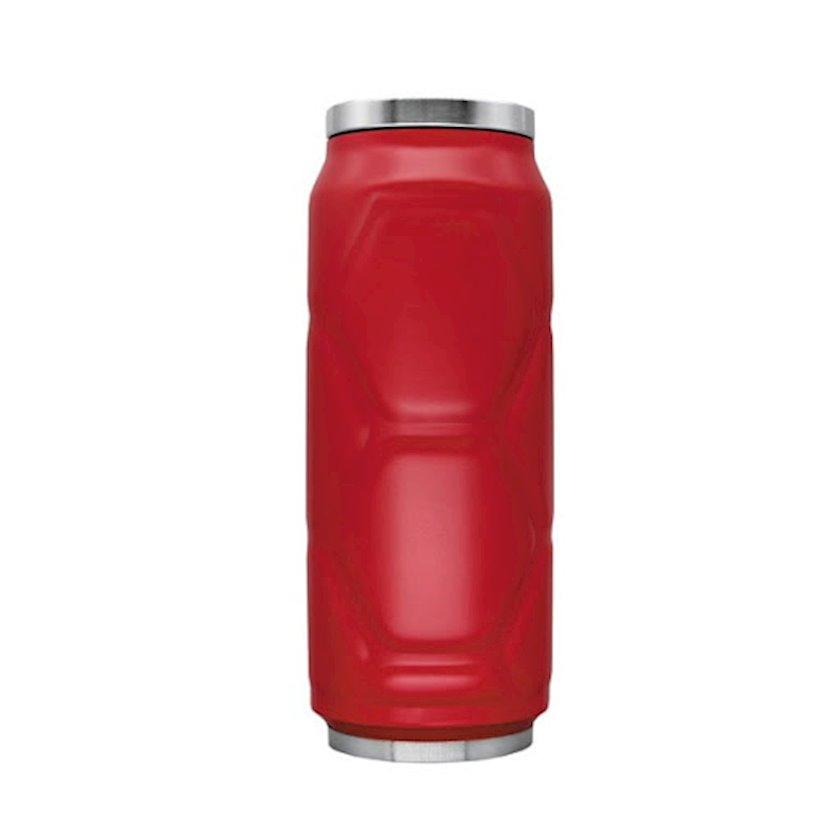 Termofincan Maestro MR-1647, qırmızı, paslanmayan polad, 500 ml
