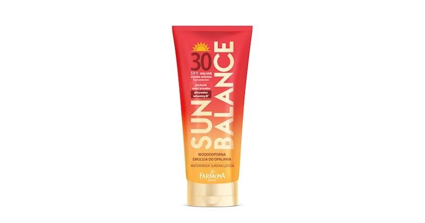 Günəşdən qoruyucu losyon Farmona Sun Balanced SPF30,150 ml