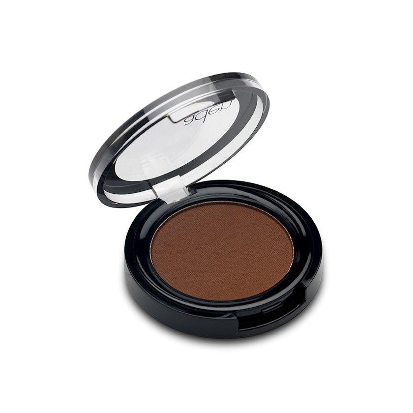 Göz kölgələri Aden Matte Eyeshadow Powder №3 Cacao